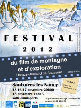 Affiche FFME HBDS - 2012
